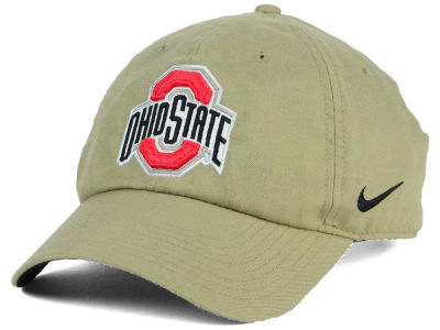 Ohio State Buckeyes Nike Dri-Fit 86 Authentic Cap
