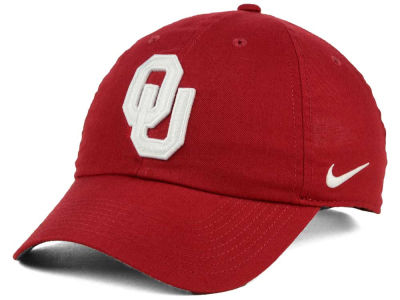 Oklahoma Sooners Nike NCAA Dri-Fit 86 Authentic Cap