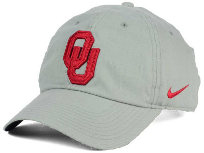 Oklahoma Sooners Nike Dri-Fit 86 Authentic Cap