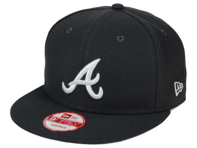Atlanta Braves New Era MLB C-Dub 9FIFTY Snapback Cap