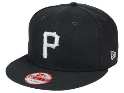 Pittsburgh Pirates New Era MLB C-Dub 9FIFTY Snapback Cap