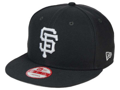 San Francisco Giants New Era MLB C-Dub 9FIFTY Snapback Cap
