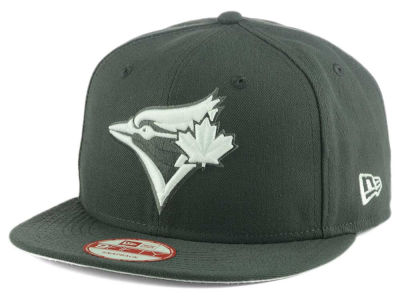 Toronto Blue Jays New Era MLB C-Dub 9FIFTY Snapback Cap