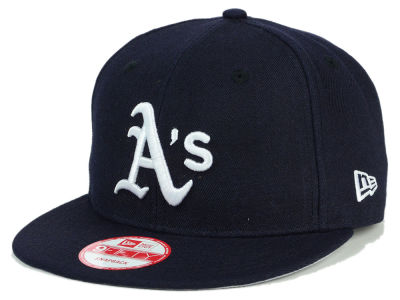 Oakland Athletics New Era MLB C-Dub 9FIFTY Snapback Cap