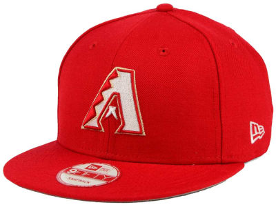 Arizona Diamondbacks New Era MLB C-Dub 9FIFTY Snapback Cap