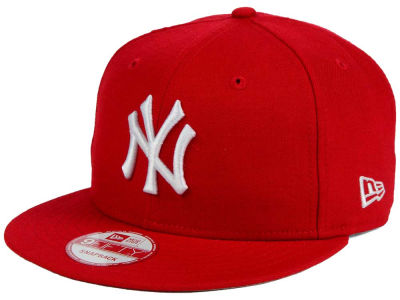 New York Yankees New Era MLB C-Dub 9FIFTY Snapback Cap