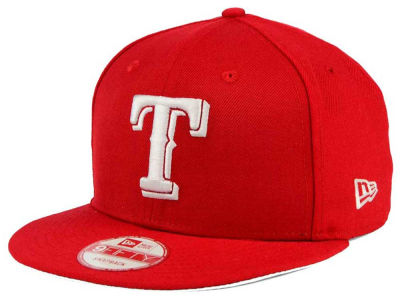 Texas Rangers New Era MLB C-Dub 9FIFTY Snapback Cap