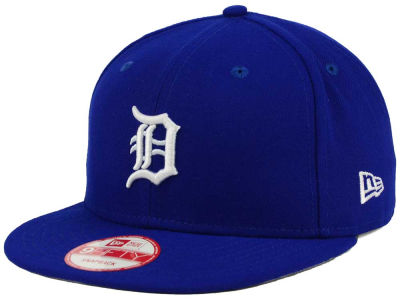 Detroit Tigers New Era MLB C-Dub 9FIFTY Snapback Cap
