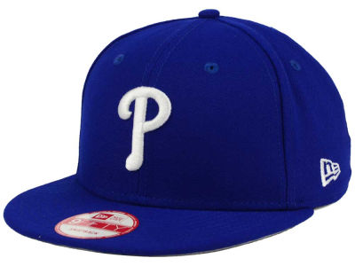 Philadelphia Phillies New Era MLB C-Dub 9FIFTY Snapback Cap