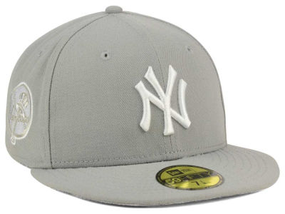 New York Yankees New Era MLB C-Dub Patch 59FIFTY Cap