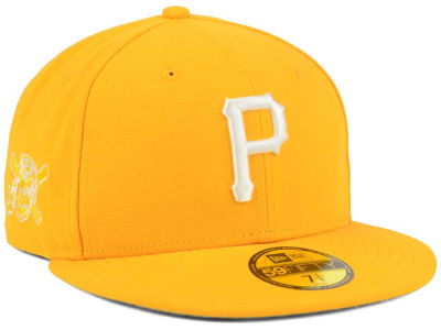 Pittsburgh Pirates New Era MLB C-Dub Patch 59FIFTY Cap