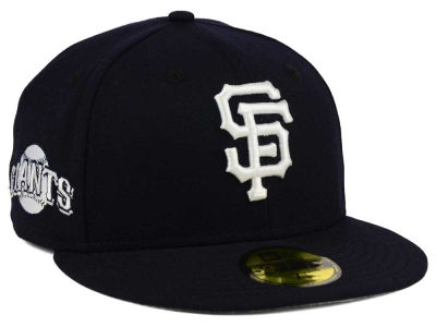 San Francisco Giants New Era MLB C-Dub Patch 59FIFTY Cap
