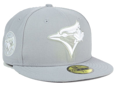 Toronto Blue Jays New Era MLB C-Dub Patch 59FIFTY Cap