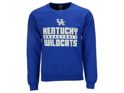 Kentucky Wildcats NCAA Men's Bar Crew Neck Sweatshirt