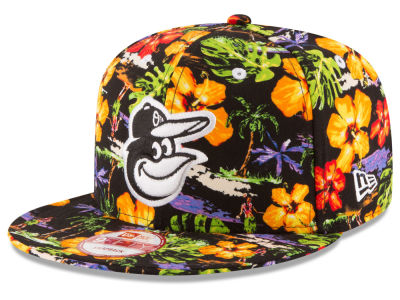 Baltimore Orioles New Era MLB Spring Time 9FIFTY Snapback Cap