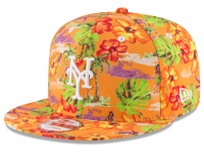 New York Mets New Era MLB Spring Time 9FIFTY Snapback Cap