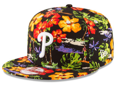 Philadelphia Phillies New Era MLB Spring Time 9FIFTY Snapback Cap