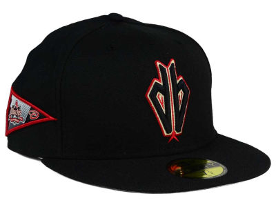 Arizona Diamondbacks New Era MLB Banner Patch 59FIFTY Cap