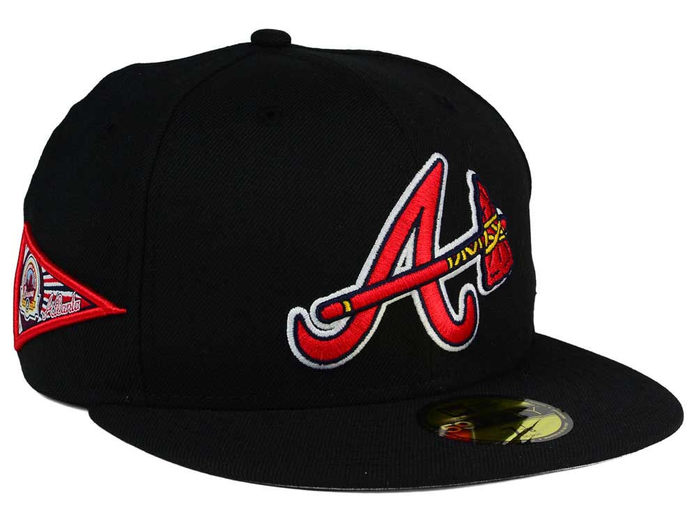 Atlanta Braves Hats New Era