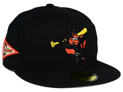 Baltimore Orioles New Era MLB Banner Patch 59FIFTY Cap