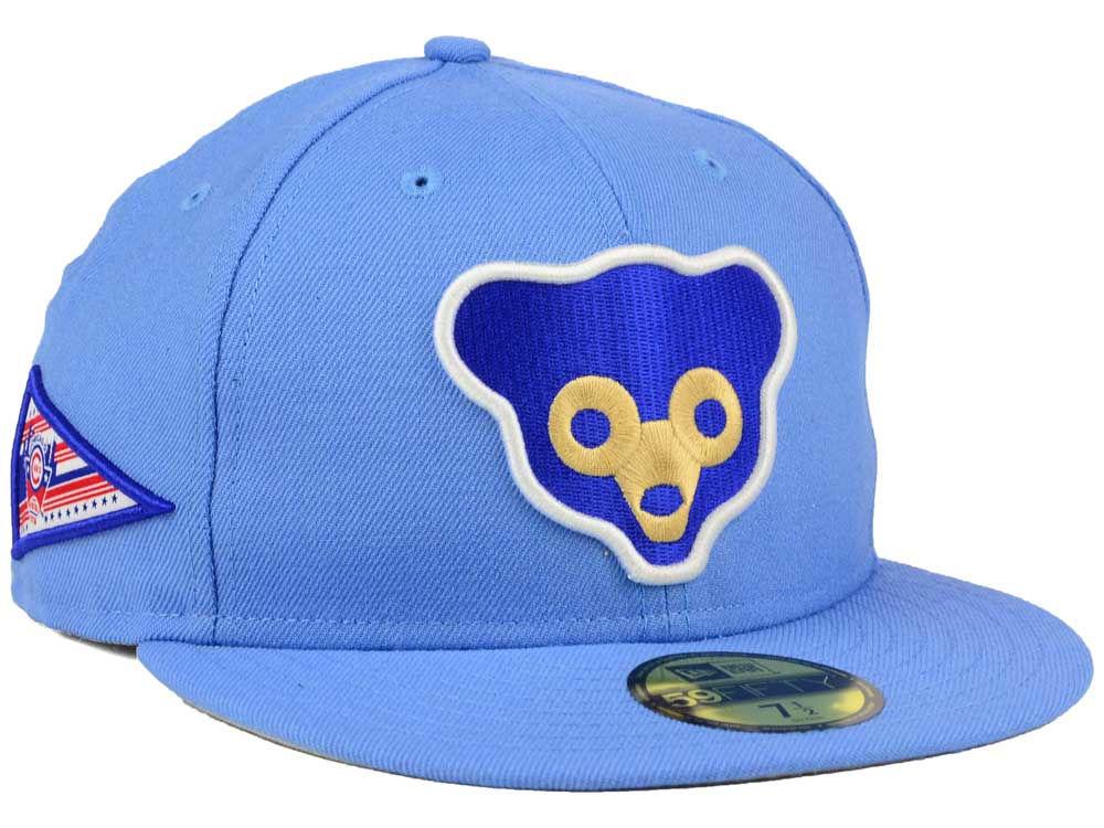 Chicago Cubs Caps New Era