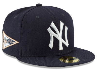 New York Yankees New Era MLB Banner Patch 59FIFTY Cap