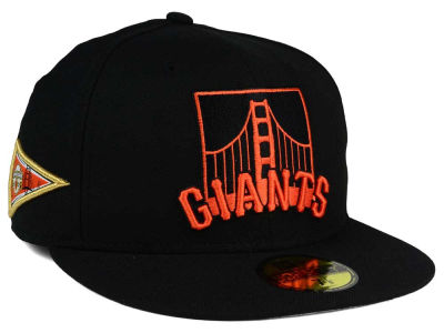San Francisco Giants New Era MLB Banner Patch 59FIFTY Cap