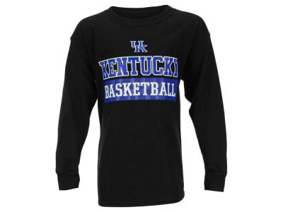 Kentucky Wildcats NCAA Youth Checkerboard Long Sleeve T-Shirt