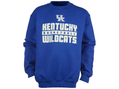 Kentucky Wildcats NCAA Toddler Bar Crew Sweatshirt