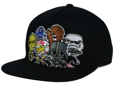 Star Wars Youth Group Shot Snapback Hat