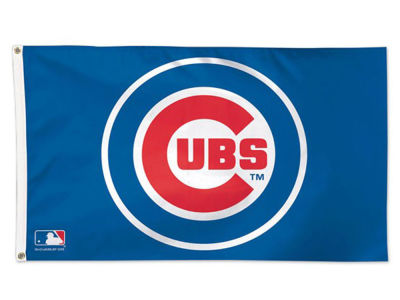 Chicago Cubs 3x5ft Flag