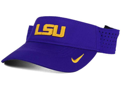 LSU Tigers Nike NCAA Dri-FIT Vapor Visor