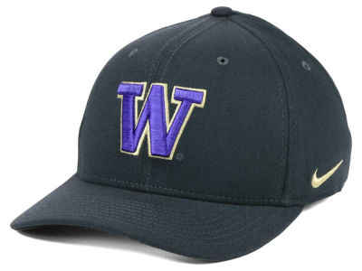 Washington Huskies Nike NCAA Classic Swoosh Cap