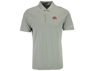 Ohio State Buckeyes Nike Golf NCAA Men's Victory Solid Polo Shirt