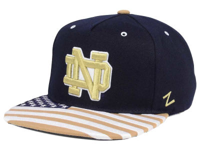 Notre Dame Fighting Irish Zephyr NCAA Anthem Snapback Cap