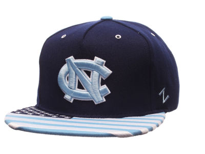 North Carolina Tar Heels Zephyr NCAA Anthem Snapback Cap