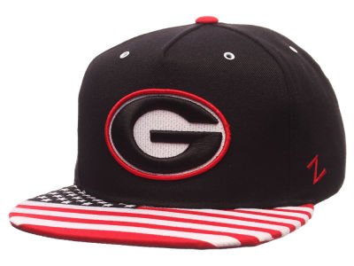 Georgia Bulldogs Zephyr NCAA Anthem Snapback Cap