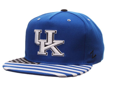 Kentucky Wildcats Zephyr NCAA Anthem Snapback Cap