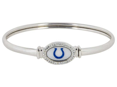 Indianapolis Colts Honora Honora Bangle Bracelet