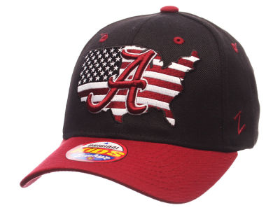 Alabama Crimson Tide Zephyr NCAA Kids United Adjustable Cap