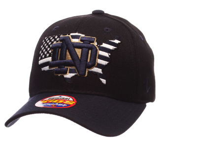 Notre Dame Fighting Irish Zephyr NCAA Kids United Adjustable Cap