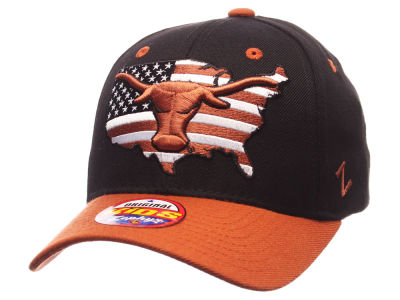 Texas Longhorns Zephyr NCAA Kids United Adjustable Cap