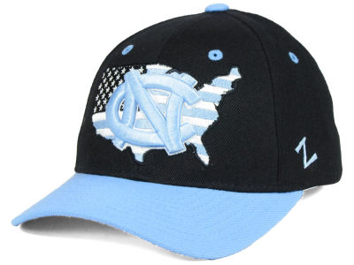 North Carolina Tar Heels Zephyr NCAA Kids United Adjustable Cap