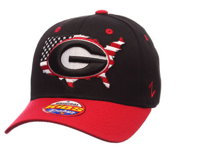 Georgia Bulldogs Zephyr NCAA Kids United Adjustable Cap