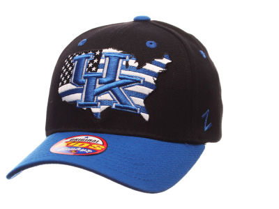 Kentucky Wildcats Zephyr NCAA Kids United Adjustable Cap