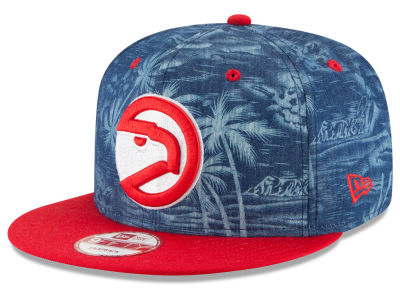 Atlanta Hawks New Era NBA HWC D-TROP 9FIFTY Snapback Cap