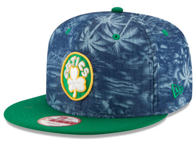 Boston Celtics New Era NBA HWC D-TROP 9FIFTY Snapback Cap