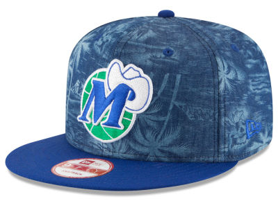 Dallas Mavericks New Era NBA HWC D-TROP 9FIFTY Snapback Cap