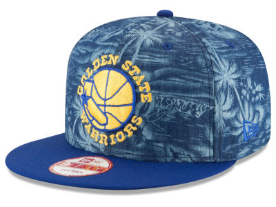 Golden State Warriors New Era NBA HWC D-TROP 9FIFTY Snapback Cap