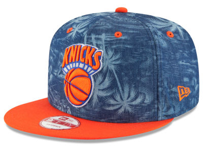New York Knicks New Era NBA HWC D-TROP 9FIFTY Snapback Cap